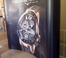 örümcek stand Ulysse Nardin
