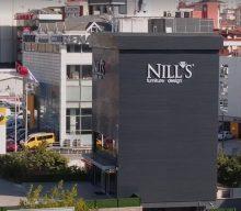 Nills Mobilya Maltepe Mağaza Cotta Cephe Giydirme