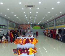 Gs Store Mağaza İçi Dekorasyon