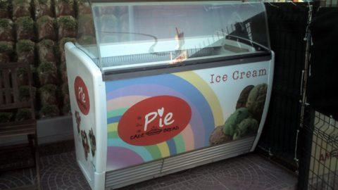 Pie Cafe Dolap Giydirme