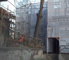Yıldız Sarayı Restorasyon Çalışmaları