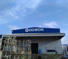 HOWON Otomotiv Işıklı Plexi Kutu Harf Tabela