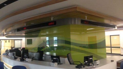 Banko Üstü Yönlendirmeler Eskişehir Şehir Hastanesi