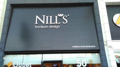 Nills Antalya Cotta Cephe