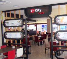 Rio City Cafe iç mekan görseller