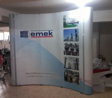 Emek Örümcek Stand