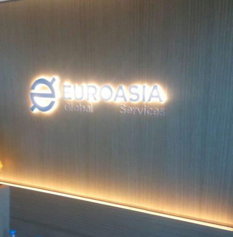 Euroasia plexi oyma led aydınlatma