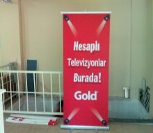 Roll-up Gold pc