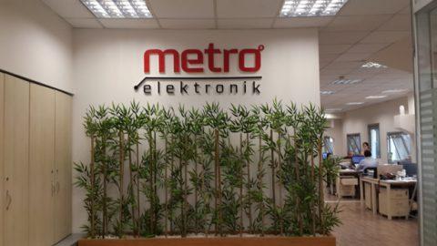 cutout Metro Elektronik